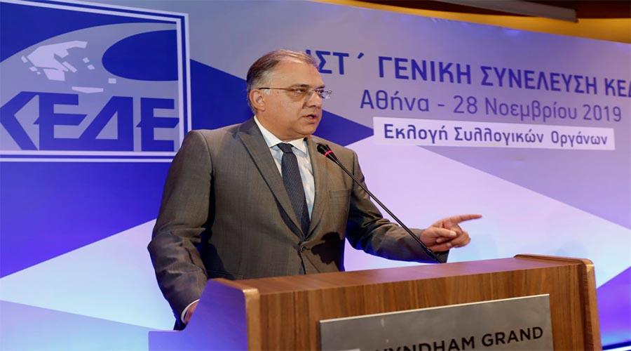 Θεοδωρικάκος: Μέχρι τέλος Ιουνίου ο εκλογικός νόμος των ΟΤΑ -Τι αλλάζει με αρμοδιότητες